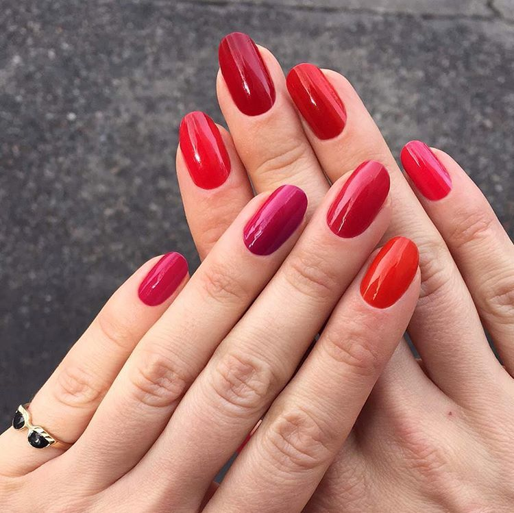 10 Easy Valentine S Day Nail Art Designs Cute Manicures We Love