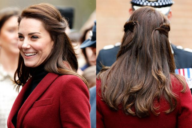 kate middleton's 37 best hair looks - our favorite princess
