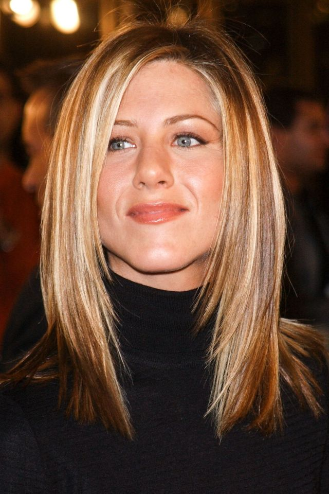 jennifer aniston's best hairstyles of all time - 40 jennifer