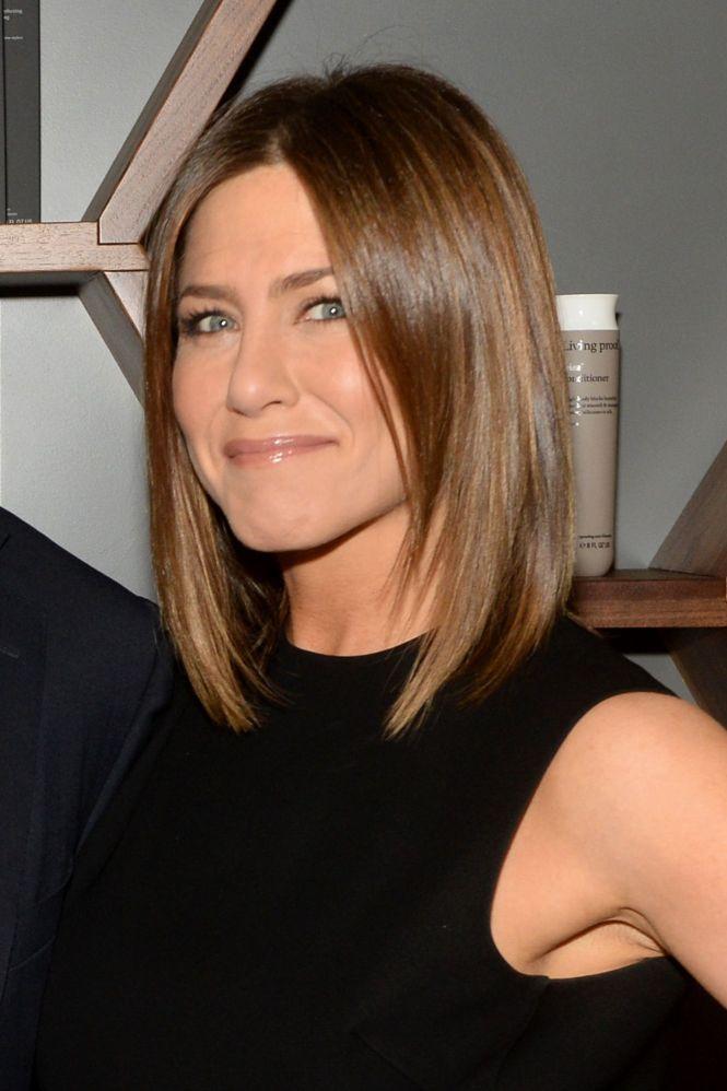 Jennifer Aniston Haircut 2017 The Best Haircut Of 2018