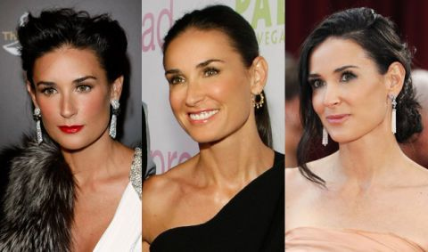 Ghost To Be Made Into A Tv Show Stylecaster Within Demi Moore Ghost Haircut
