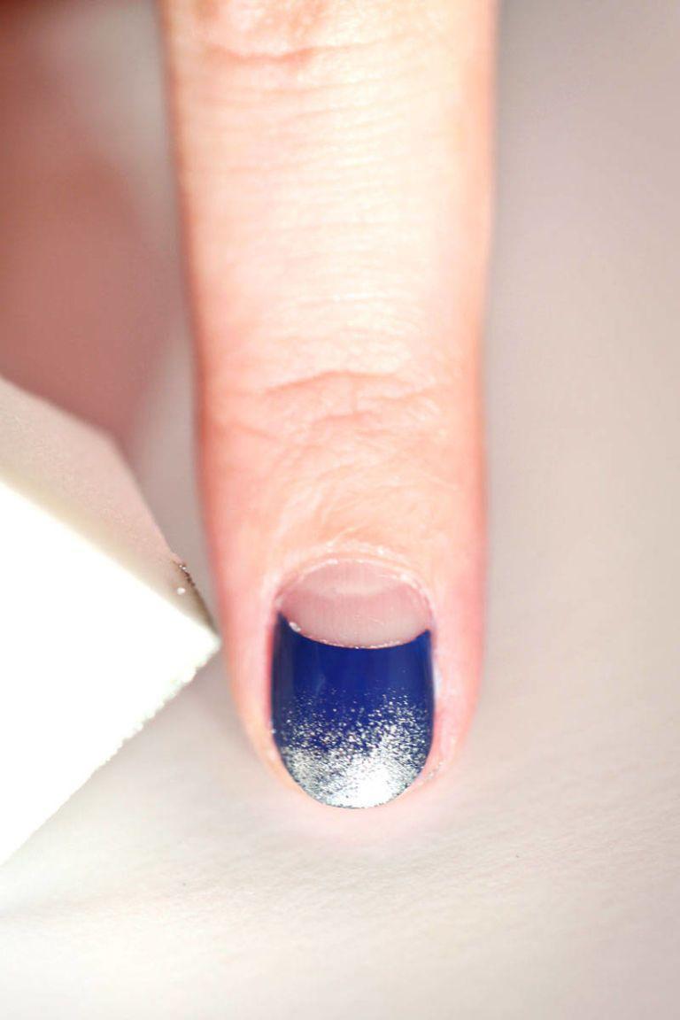 create haute hanukkah nails