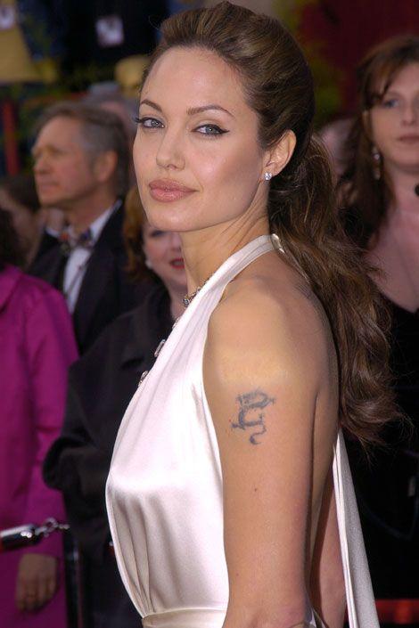 Dragon Tattoos Girls : dragon, tattoos, girls, Stars, Dragon, Tattoos, Celebrity, Photos