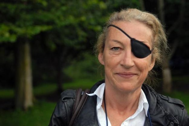 Marie Catherine Colvin investigative journalist for The Sunday Times