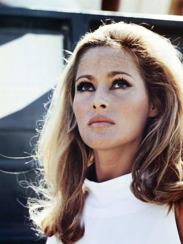 best bond girl hairstyles of all time - including newcomer l