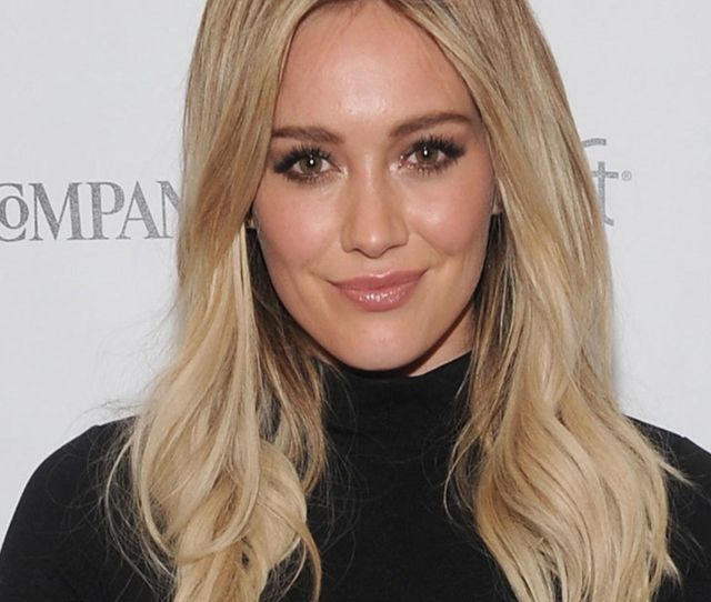 Hilary Duff Doesnt Look Like This Anymore