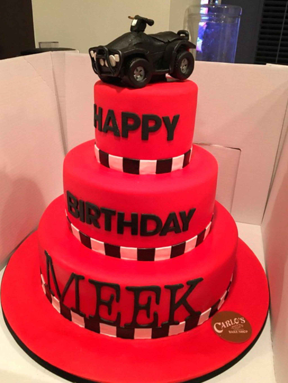 The Best Ever Celebrity Birthday Cakes