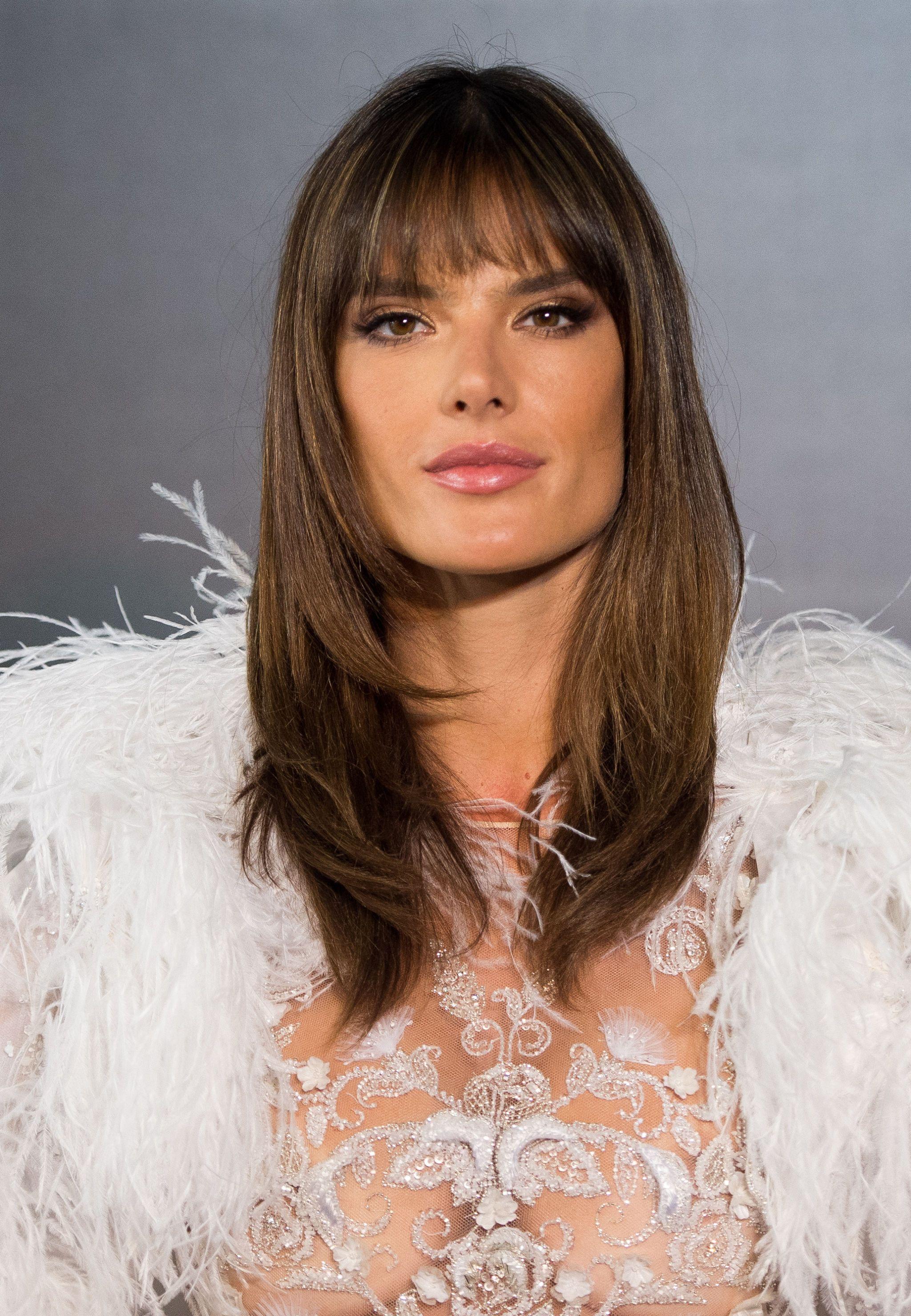 fringe hairstyles 2018