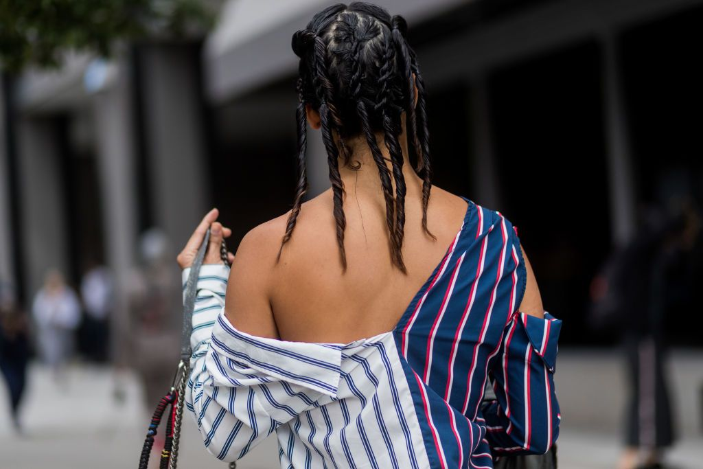How To Twist Natural And Textured Hair Every Type Of Twisted