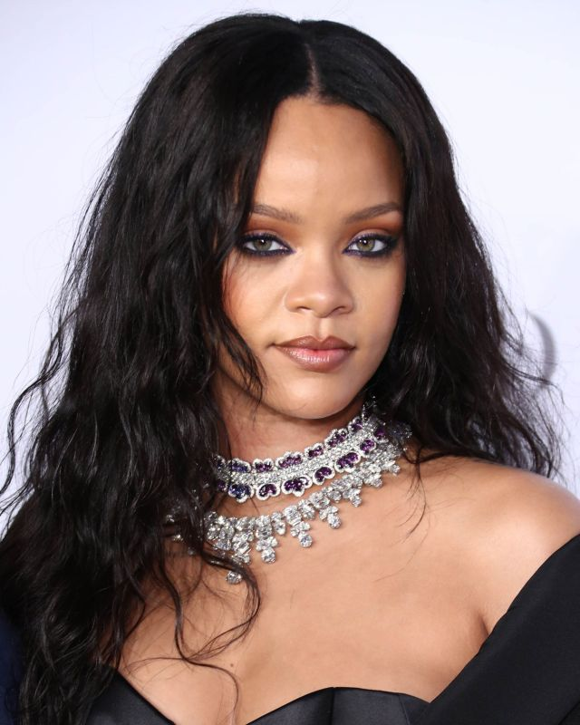 rihanna's hair evolution - every one of rihanna's