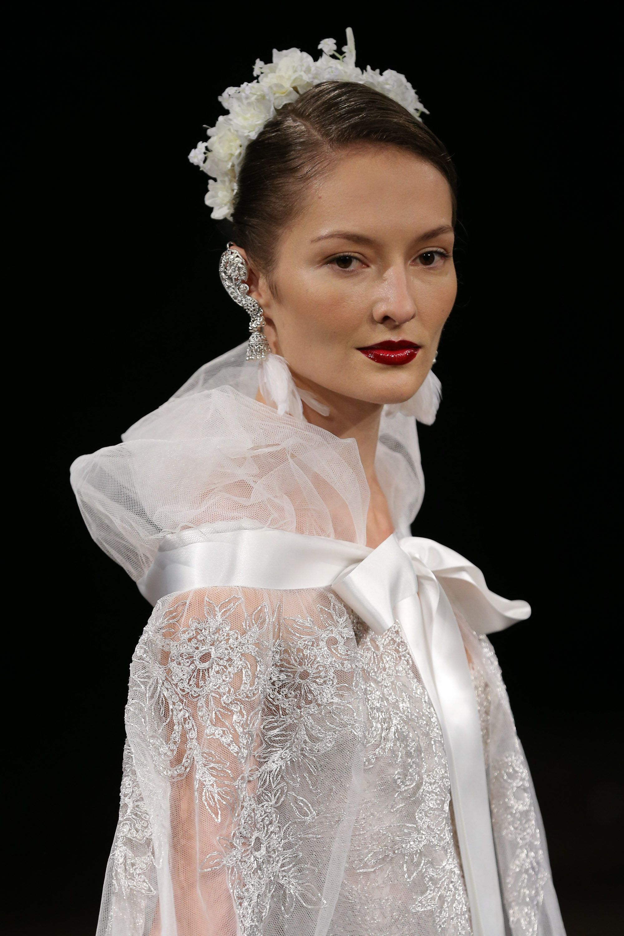 wedding dress trends - bridal fashion week 2018