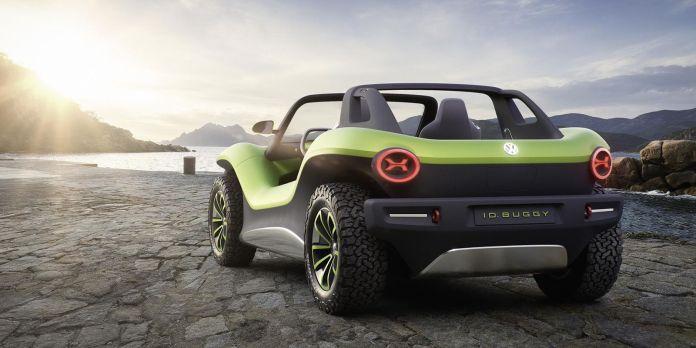 Volkswagen ID. Buggy - trasera