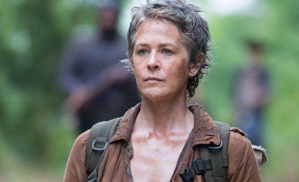 The Walking Dead': la decisión de Carol