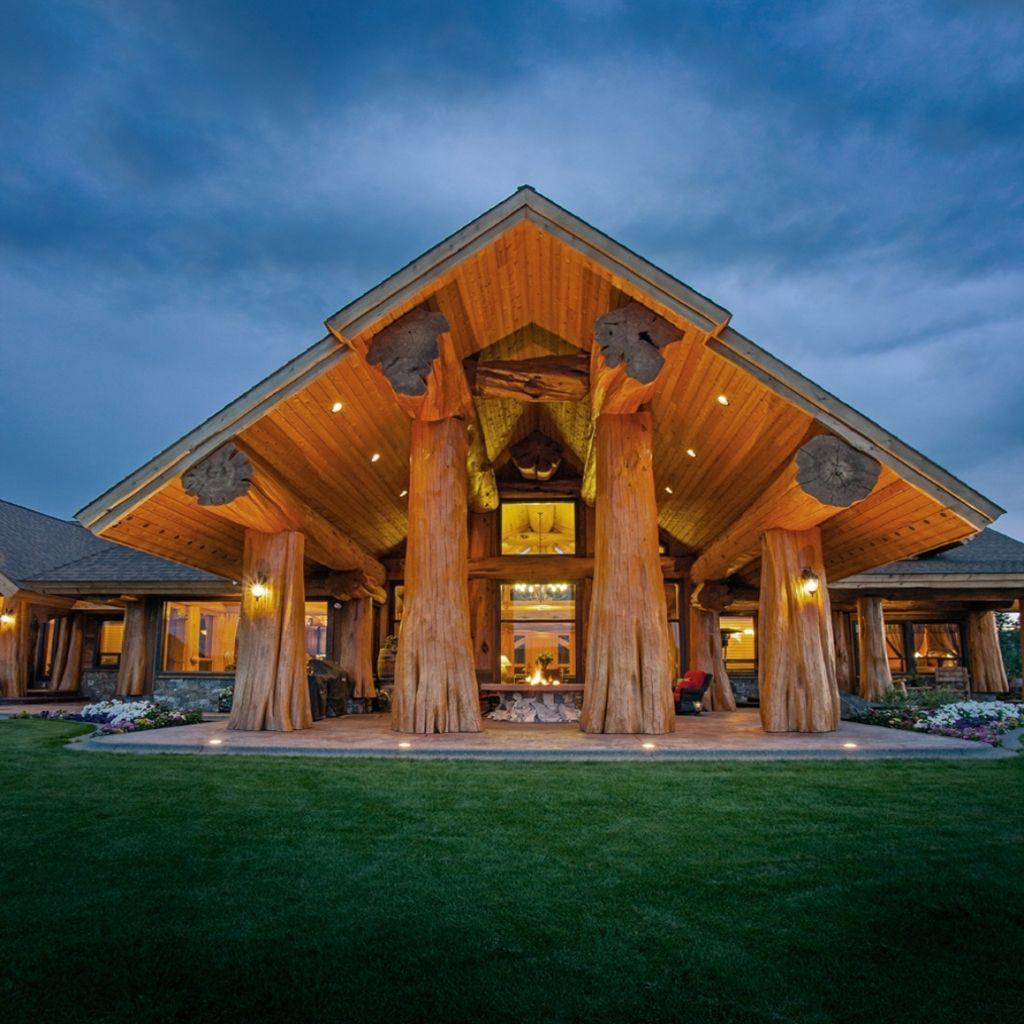 10 casas de inspiracin vikinga que Ragnar Lothbrok