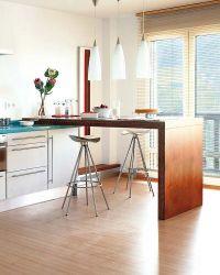 cocinas barra cocina mueble madera bar pequenas sobre apoya cozinhas axioma pequenas modernas planos sus projetos casa imagenes disenos cement