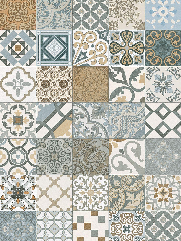 Suelos de mosaico hidrulico
