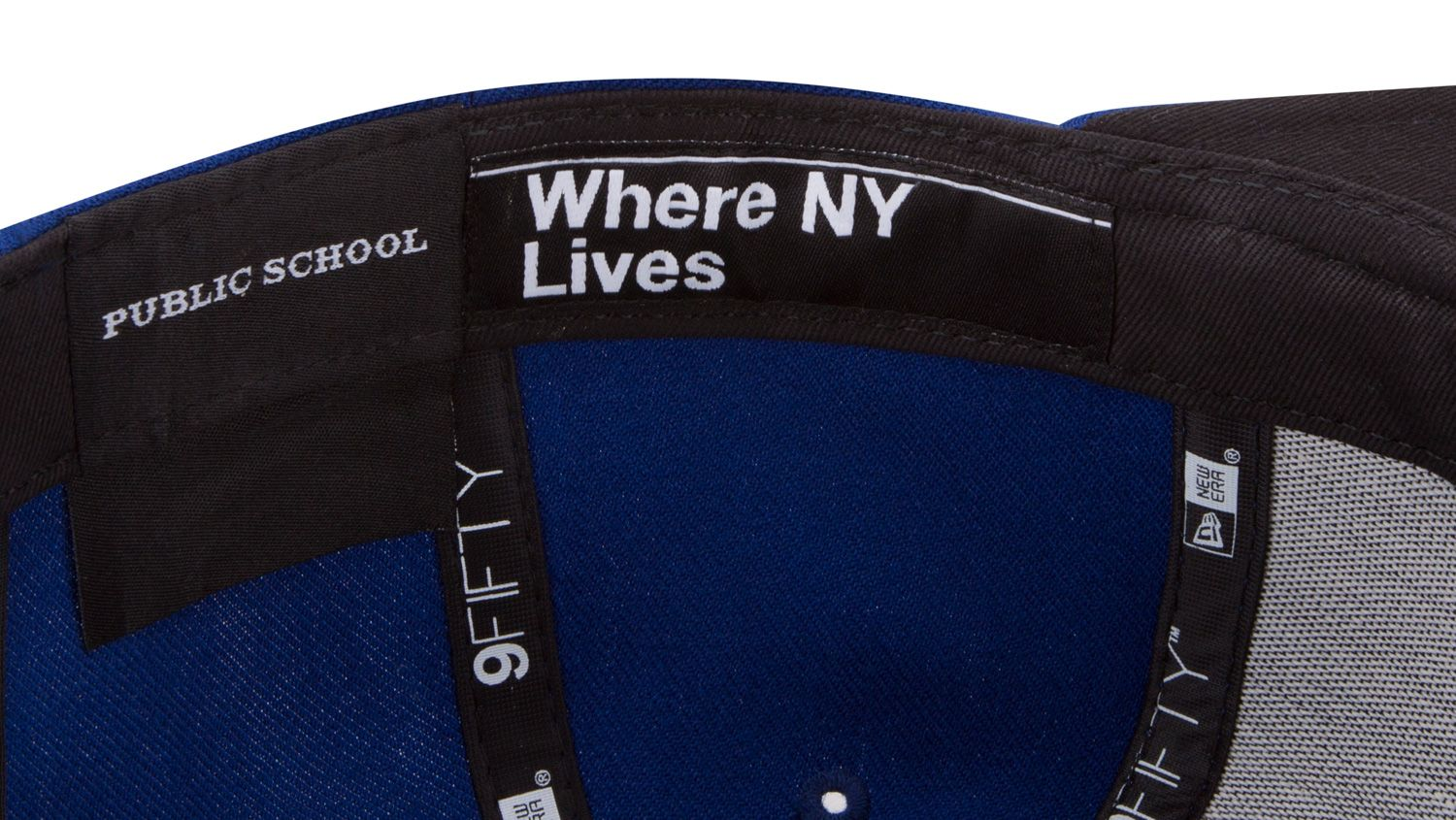 Hey NYC Baseball Fans. Public School and New Era Have Your New Hat