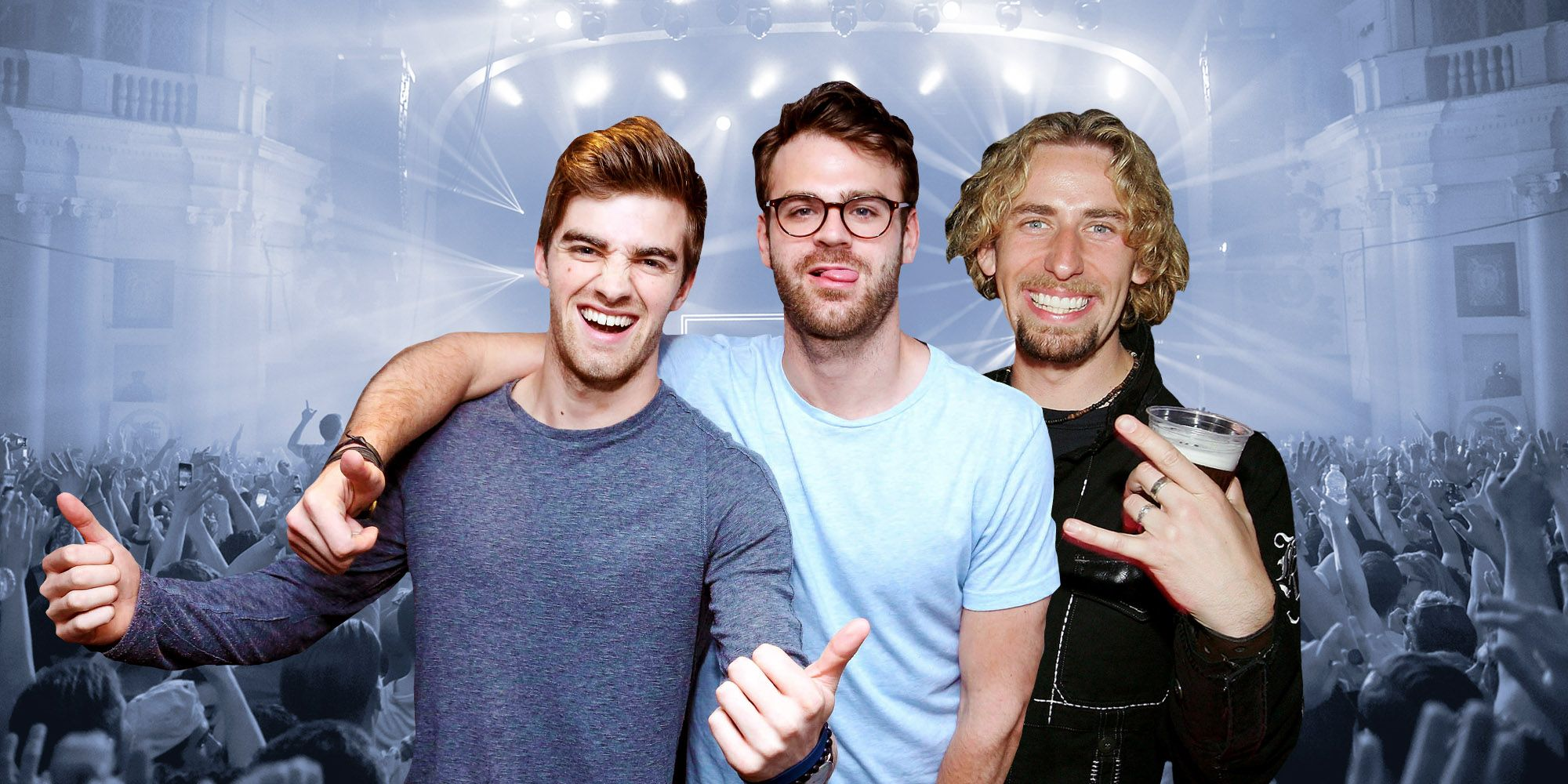 who are the chainsmokers
