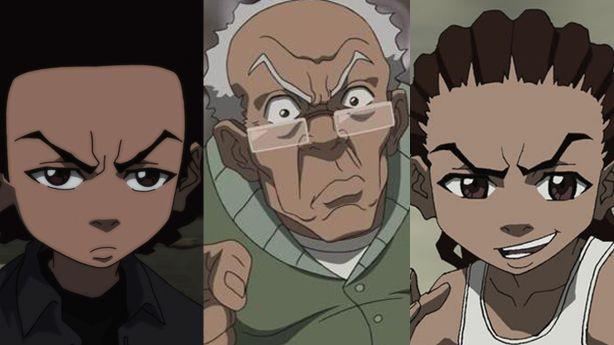 cartoon characters in tv history
