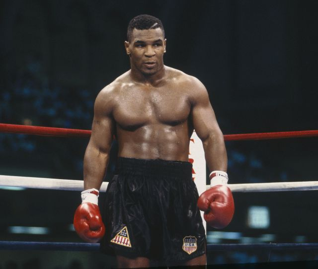 Mike Tyson Sends A Warning To Anthony Joshua About Being A