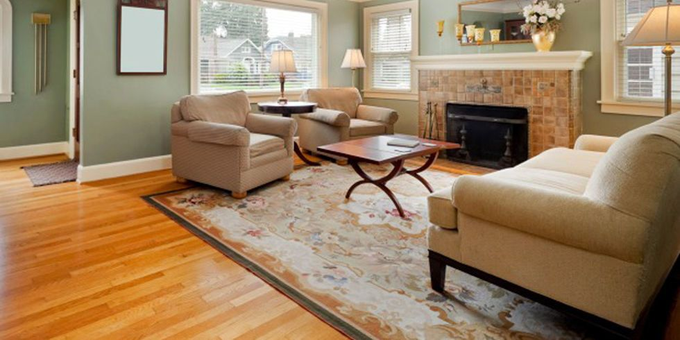 rug in living room rooms chairs how to choose an area home decorating tips