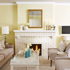 Small Living Room Fireplace Decorating Ideas Italian Furniture Sets 18 Best Design Inspiration Ways To Dress Up Your No Fire Necessary
