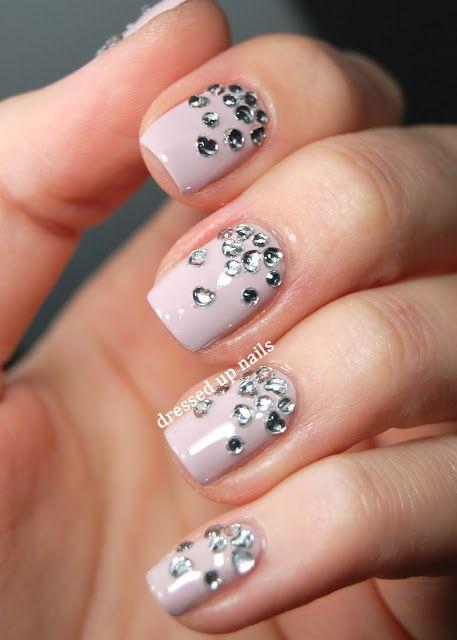 blush colored nail polish