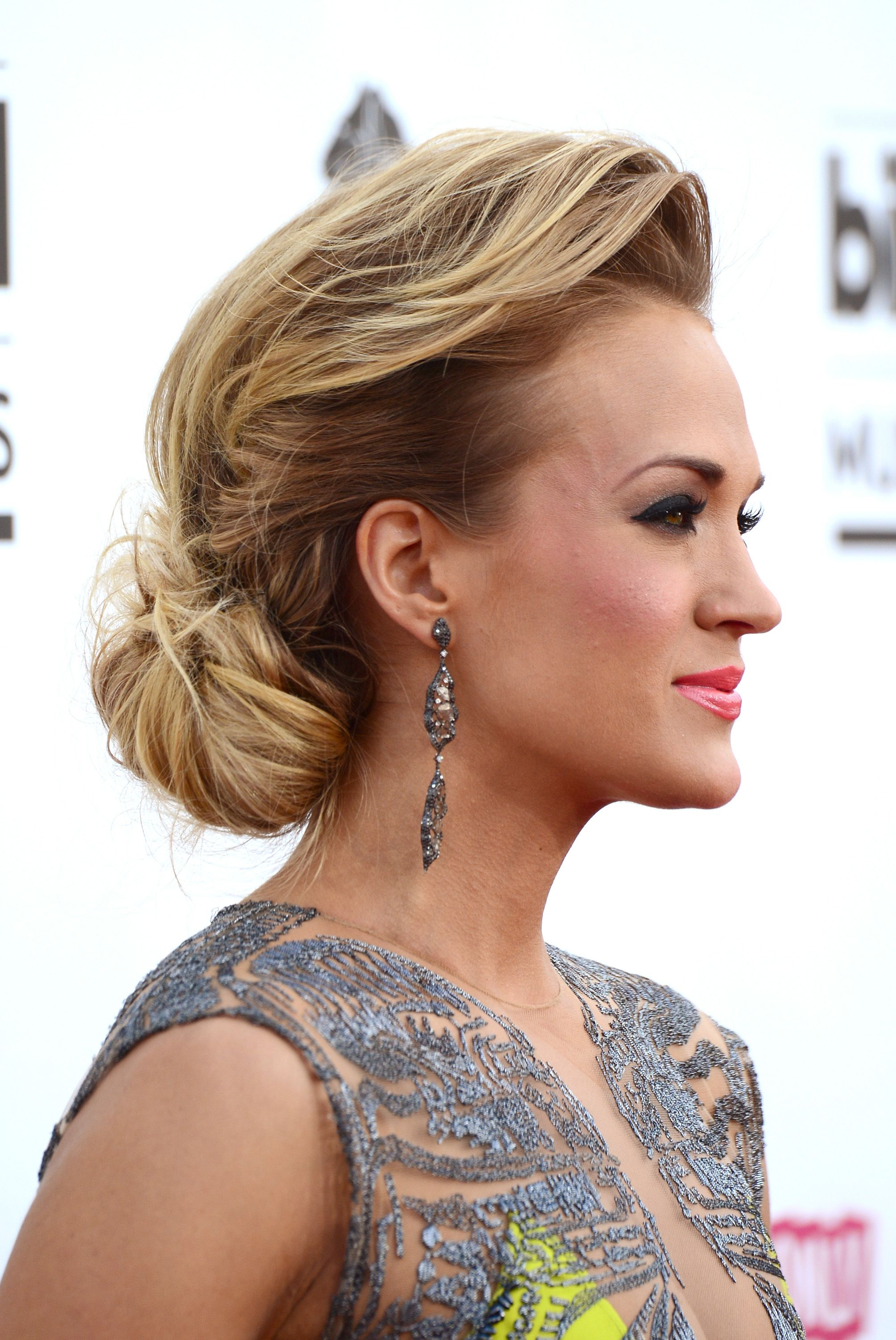 easy updo hairstyles formal