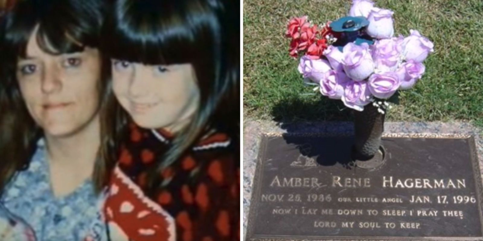 Amber Hagermans Family Ask for Help Finding her Killer  Amber Hagerman Murder Anniversary