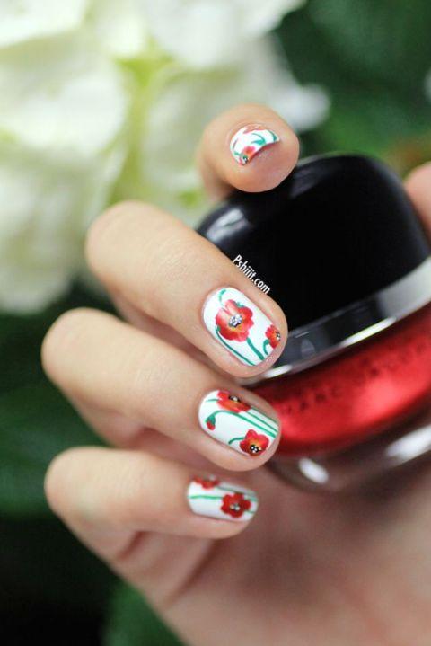poppy nail