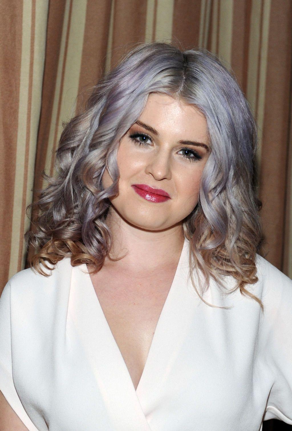 silver hair color ideas celebrity