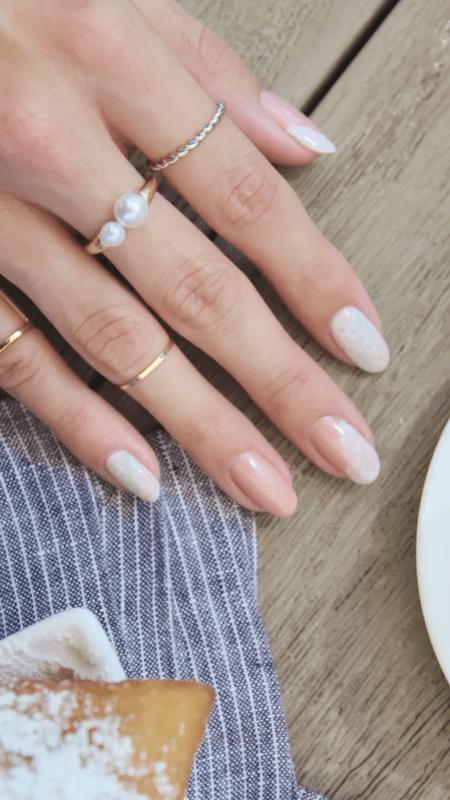 beautiful nail design weddings