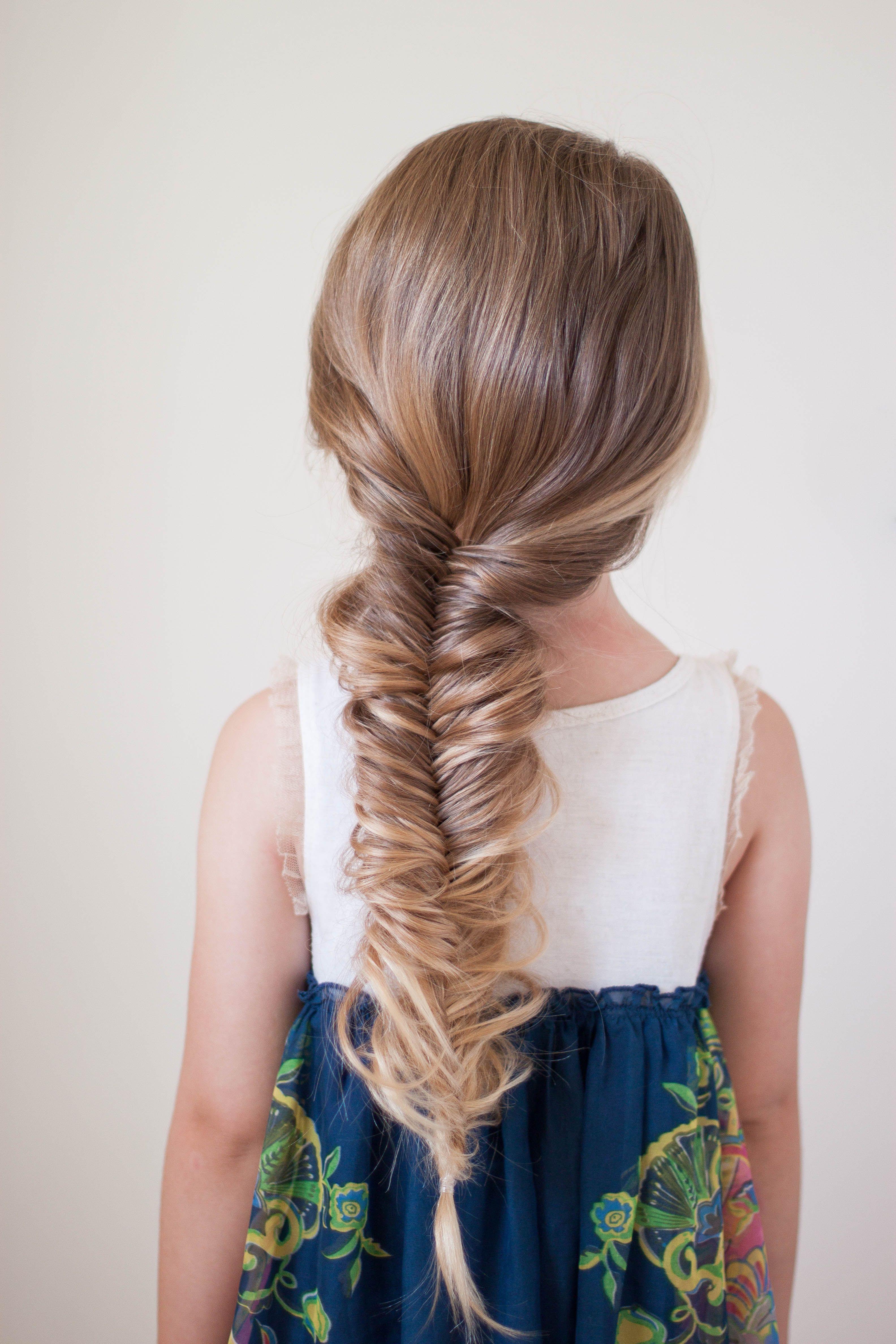 cute kids hairstyles school