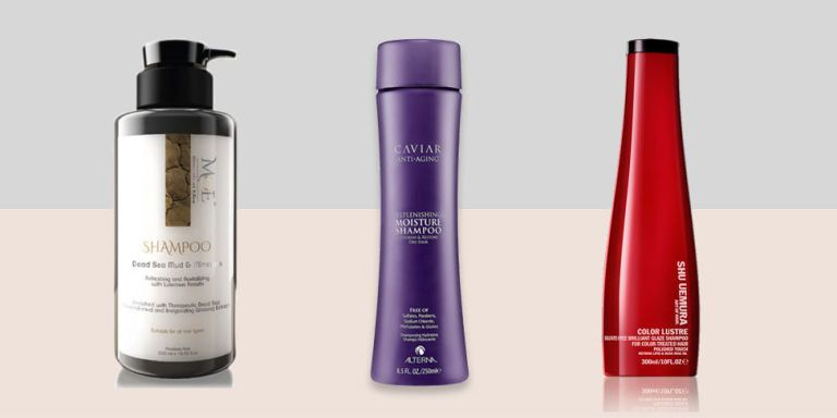 9 Best Shampoos For Colored Hair Safe Products For Dyed