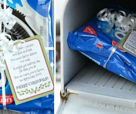 Mail Carriers Holiday Surprise How To Thank Your Mail