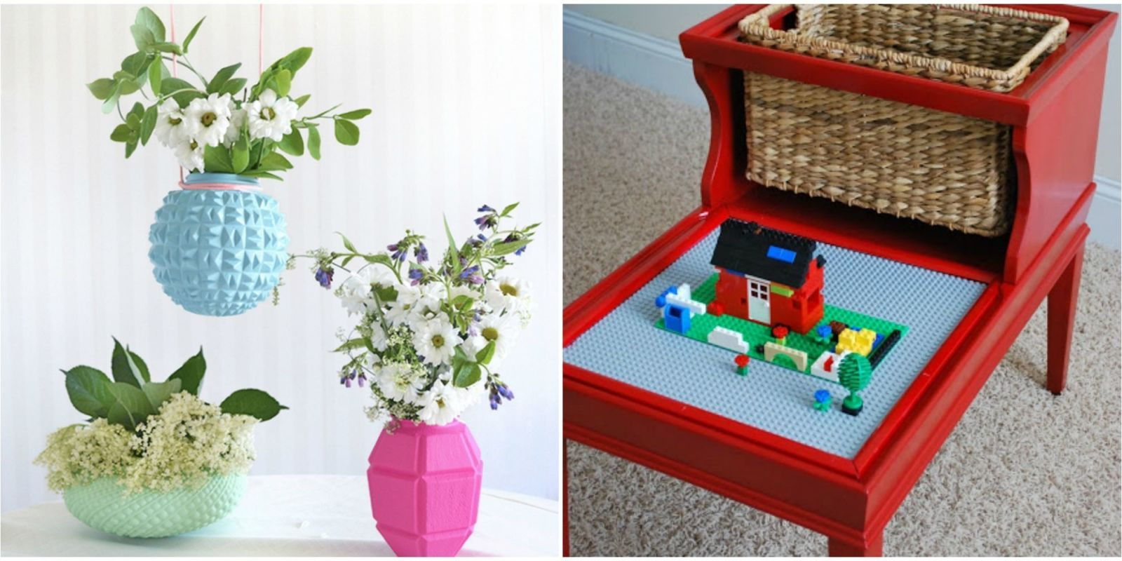 upcycled home projects repurposed