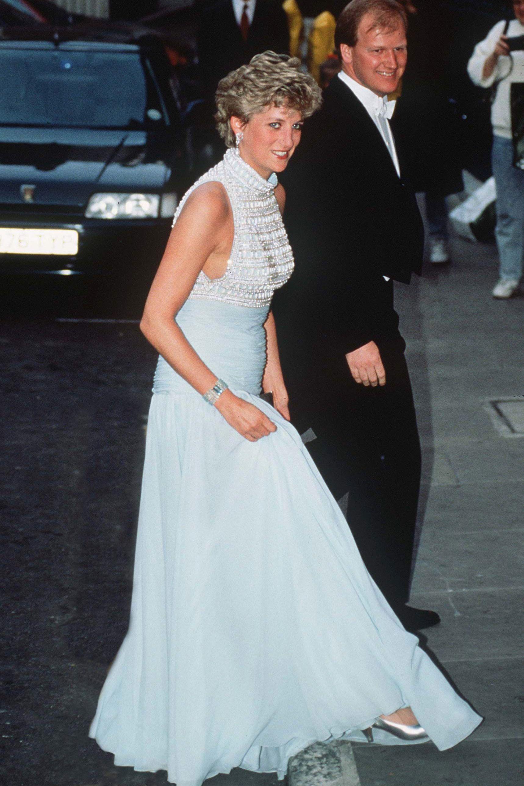 Princess Diana39s 40 Best Dresses Royal Family Fashion