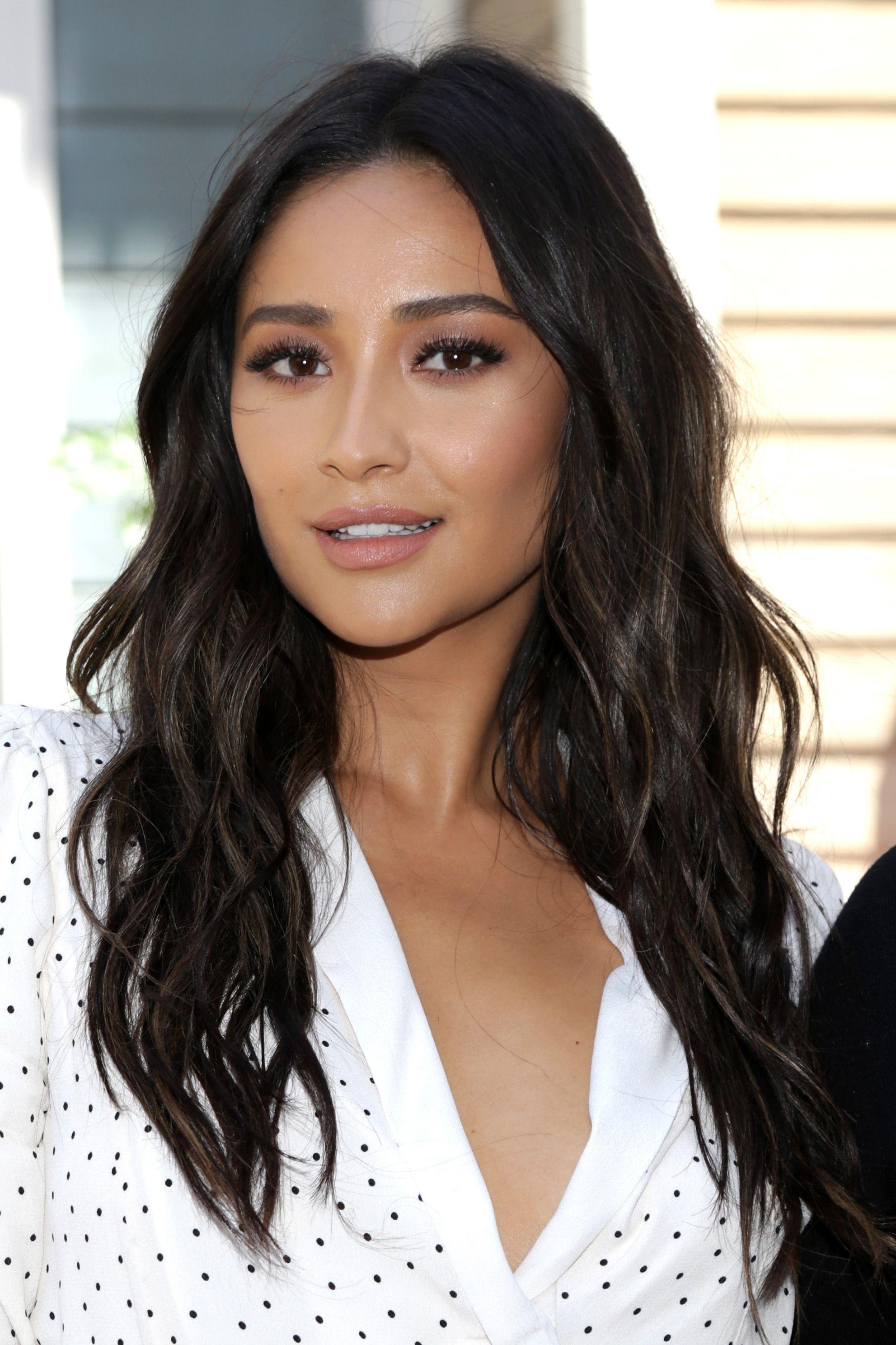 dark brown hair colors - celebrities