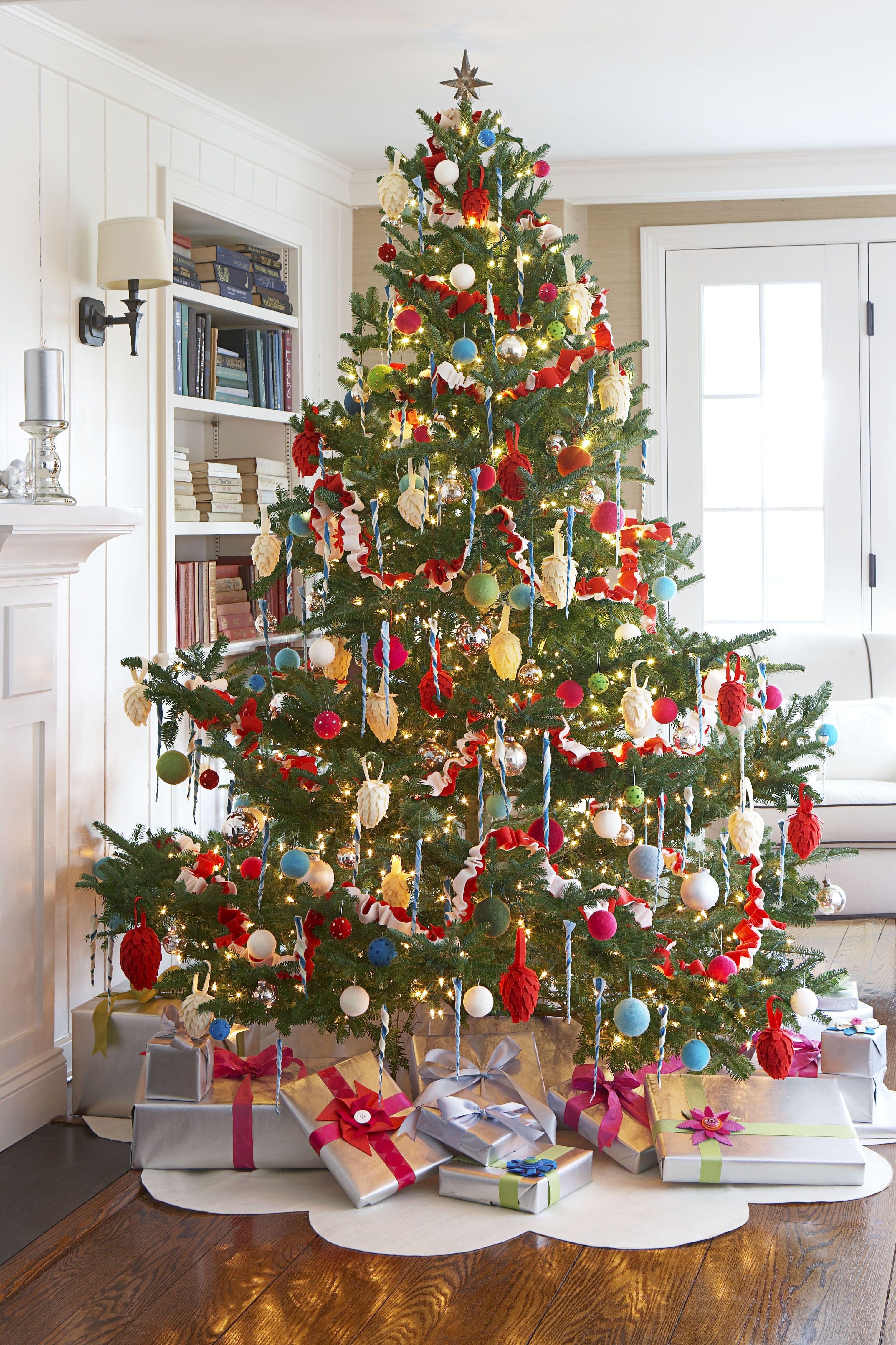 34 unique christmas tree