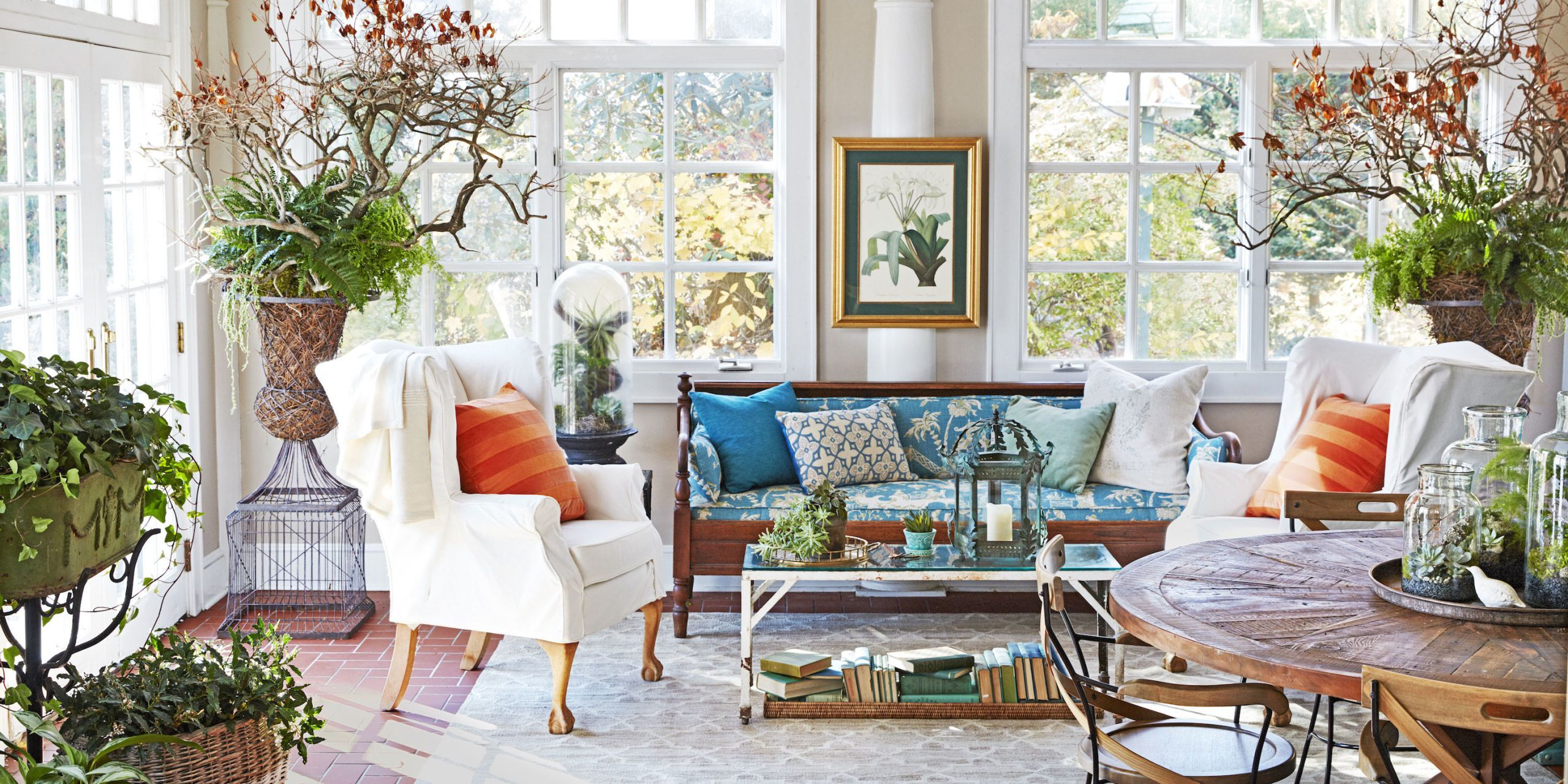 10 Sunroom Decorating Ideas