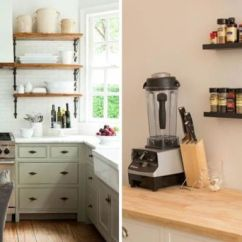 Small Kitchens Mid Level Kitchen Cabinets 12 Design Ideas Tiny Decorating