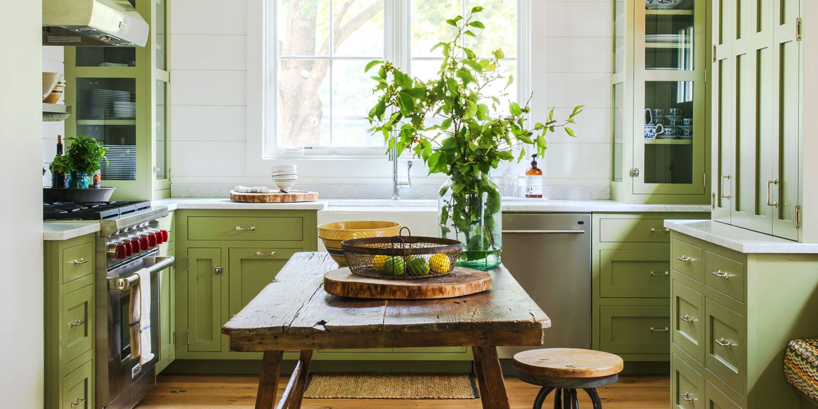 17 Best Kitchen Paint And Wall Colors Ideas For Popular Kitchen