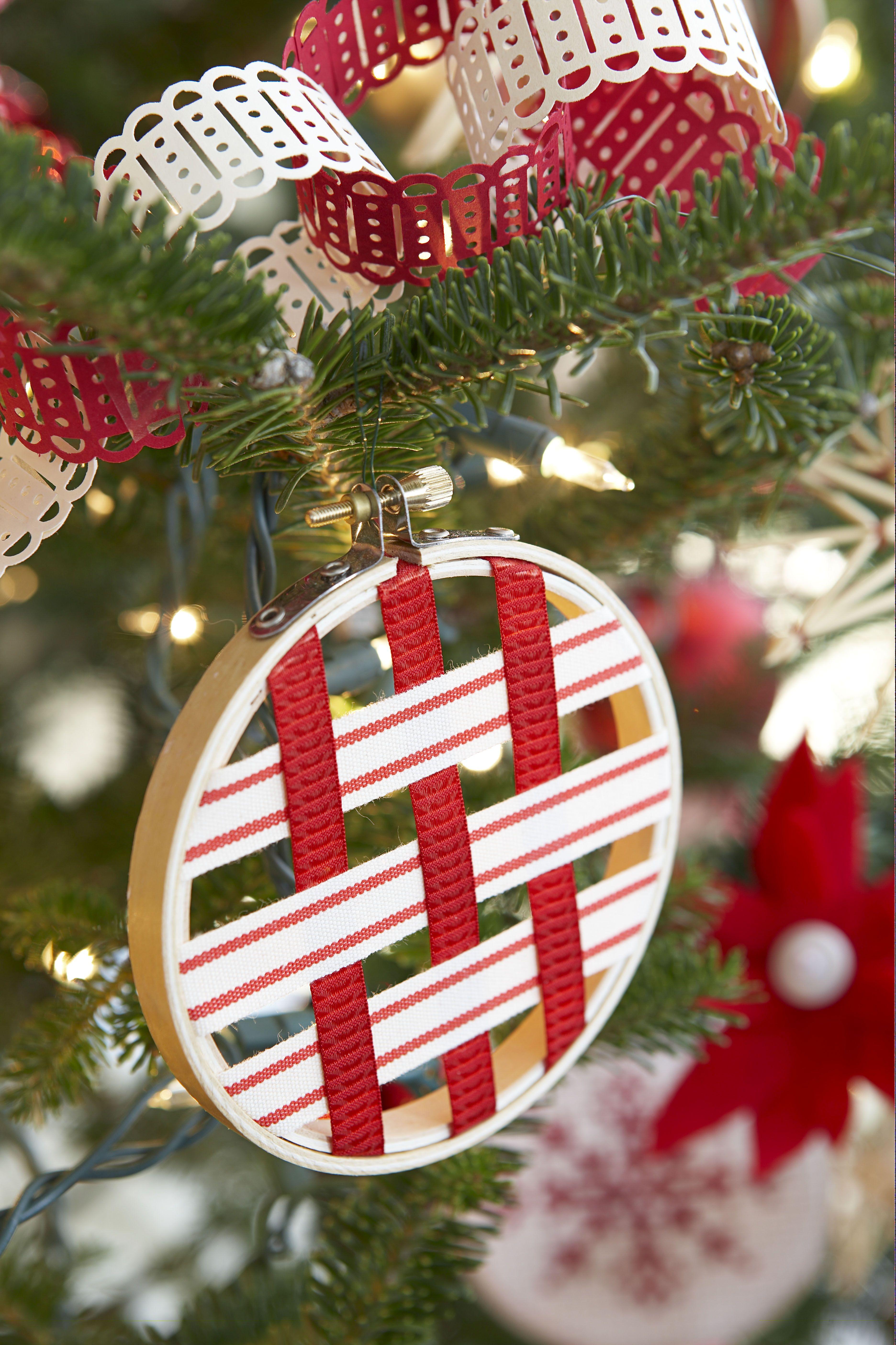 Cute Homemade Christmas Ornaments