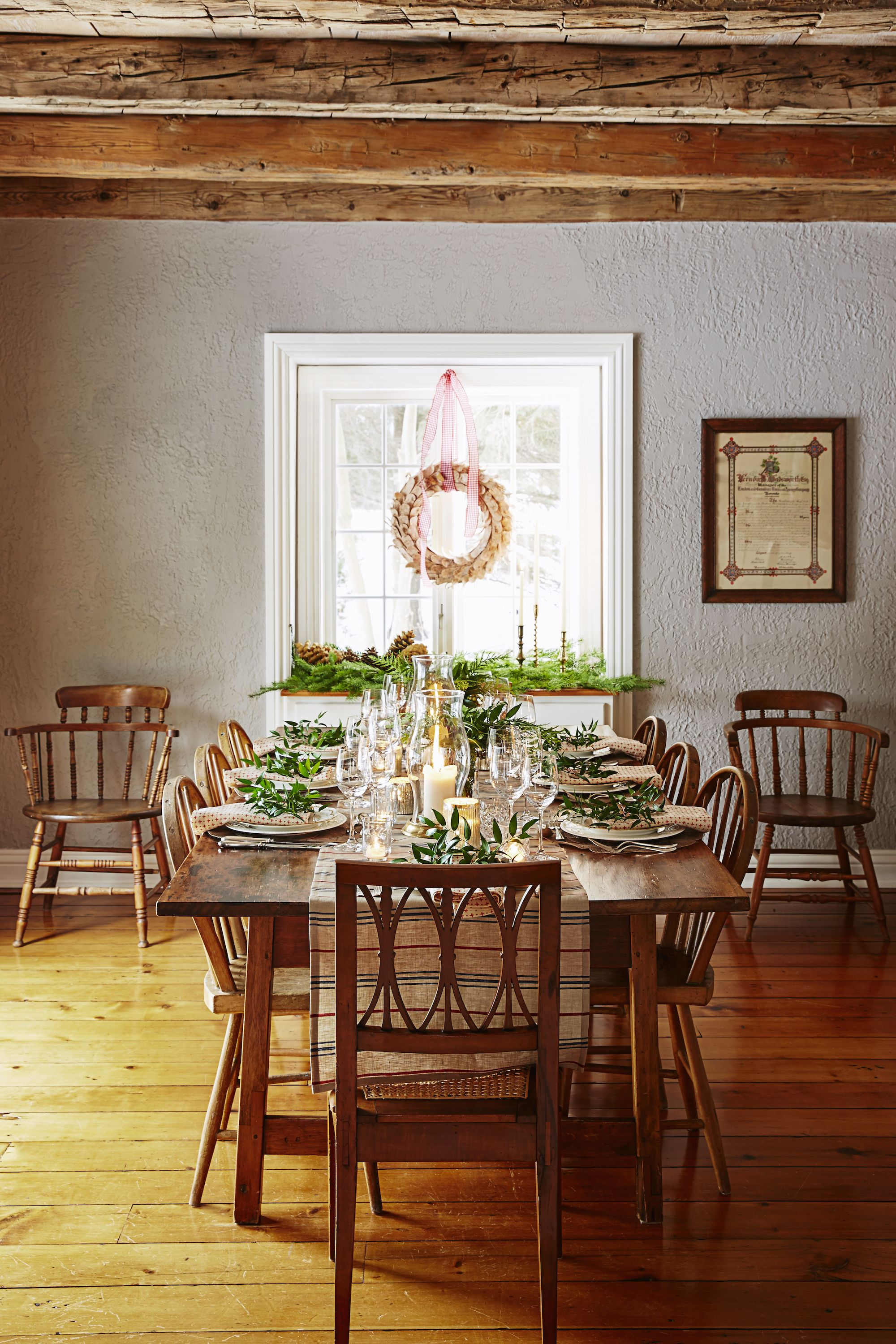 living room table decor affordable interior design 40 diy christmas decorations and settings centerpieces ideas for your
