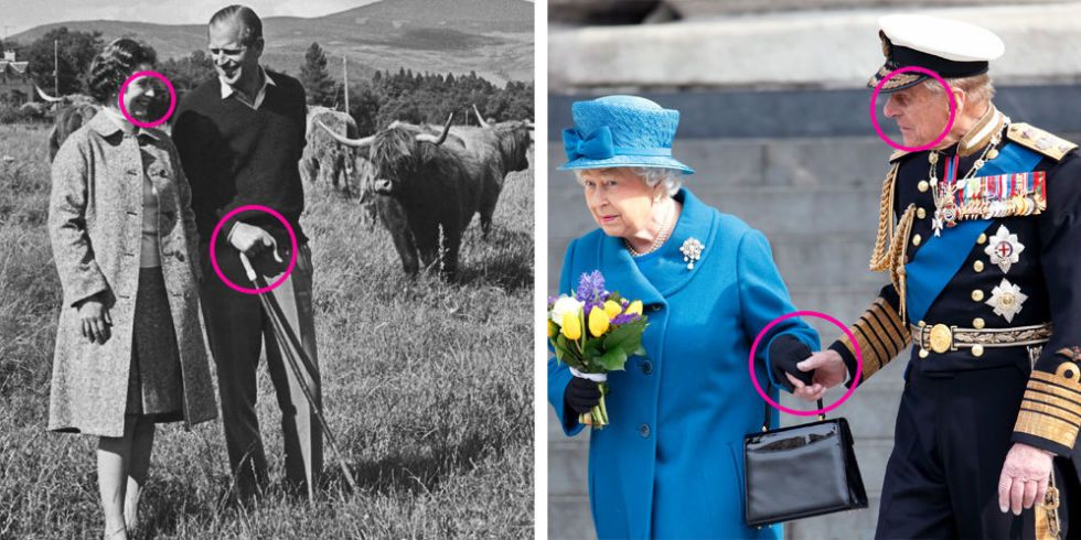 Body Language Experts Analyze Queen Elizabeth And Prince