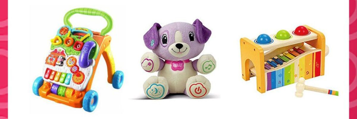 8 Best Toys For 1 Year Olds Top Rated Toys For One Year