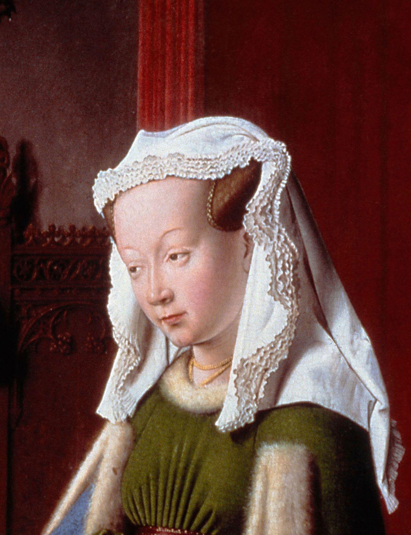 history of bridal hairstyles