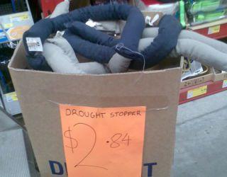 Door Draft Snakes How To Make A Door Draft Stopper