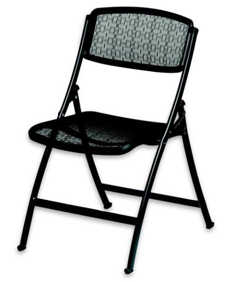 folding chair emoji ergonomic singapore review comfortable chairs heavy duty meshone