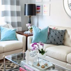 Living Room Side Table Decorating Ideas Pinterest Wall Decor 12 Coffee How To Style Your Stylish Tricks Dress Up